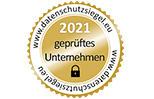 Datenschutzsiegel 2021